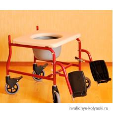 Кресло-каталка Мега-Оптим FS 692-45