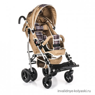 Кресло-коляска Umbrella Vitea Care (литые колеса)
