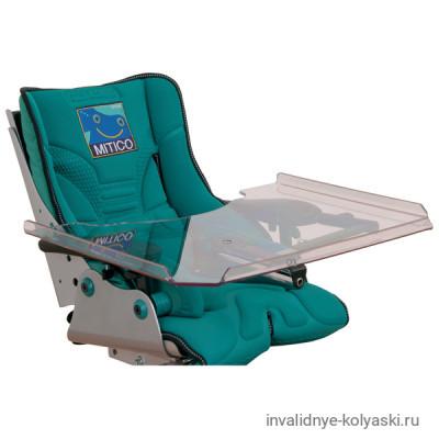 Столик из органического стекла универсальный для коляски Mitico 870041