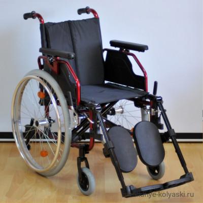 Кресло-коляска Мега-Оптим FS205LHQ