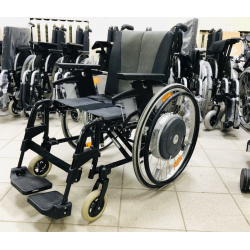 Мотор-колёса Alber e-Motion на коляски OTTO bock Мотус