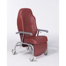 Кресло-стул повышенной комфортности на колесах Normandie (гериатрическое кресло)
