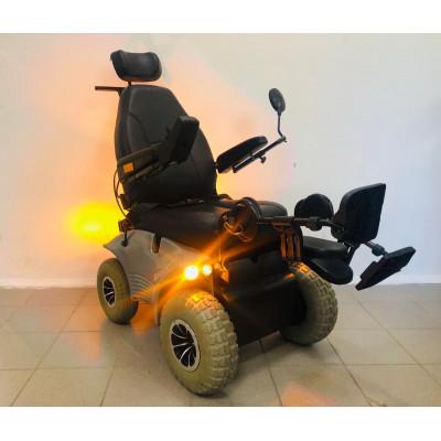 Кресло-коляска с электроприводом Meyra Optimus 2 (2009г.в.)