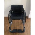 Видео обзор на кресло коляску Panthera