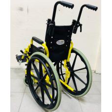 Кресло-коляска Мега-Оптим Н-714 N с регулировкой угла наклона подножек