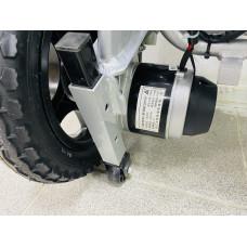 Кресло-коляска с электроприводом Пушинка 1