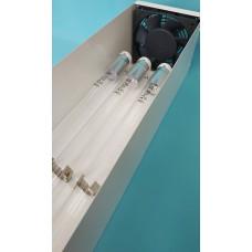 Рециркулятор бактерицидный ультрафиолетовый Просто Полезно для обеззараживания воздуха «РБУ ПП-03-15»