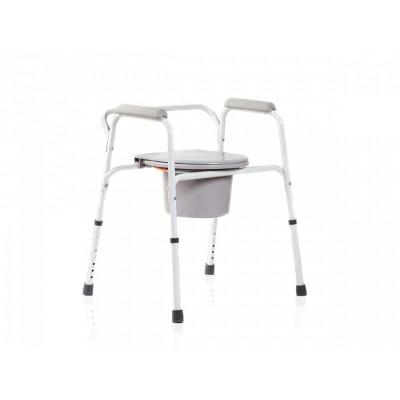 Санитарный стул Ortonica ТU 1 (РФ) с неопреновой ручкой