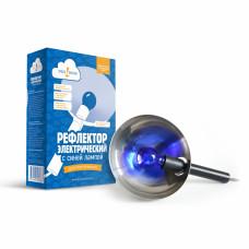 Рефлектор электрический с синей лампой